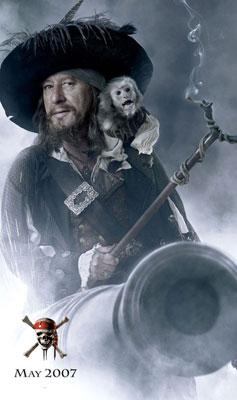《加勒比海盗3》