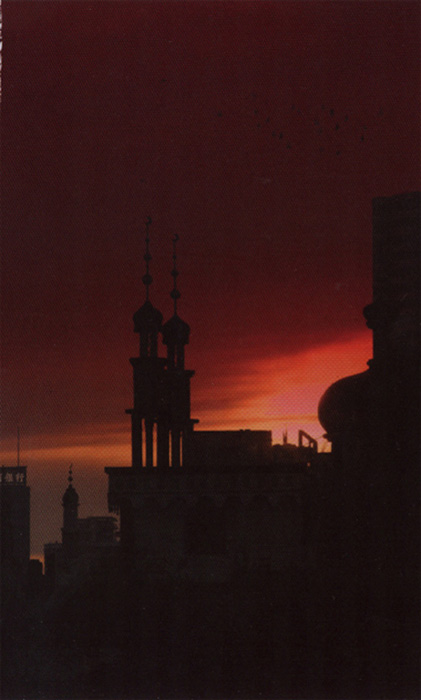 乌鲁木齐市