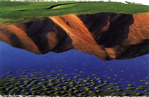 帕米尔高原湿地