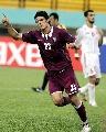 图文:[亚洲杯]卡塔尔VS阿联酋 安德雷斯点球