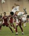 图文:[亚洲杯]伊拉克0-0阿曼 贾希姆弹跳出色