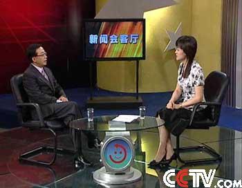 李小萌采访香港特别行政区驻京办事处主任曹万泰先生