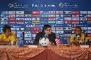 图文:[亚洲杯]大马赛前发布会 发布会现场