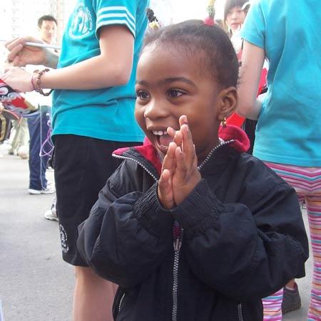 图文:建外街道第二届CBD文化节 我参与我快乐
