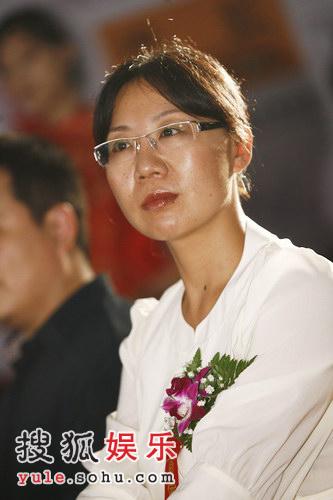 图文:央视国家搜狐签约现场 搜狐网总编辑于威