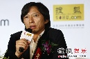 图文:央视国际搜狐签约现场 张朝阳在现场