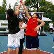 图文:阿迪5攻天下篮球赛上海站