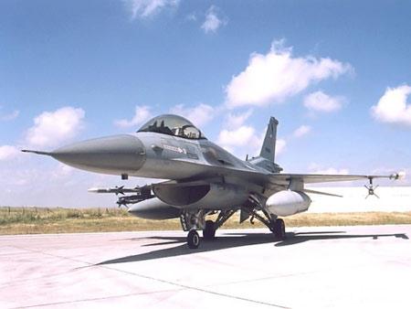 F-16C单座战斗机
