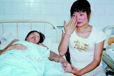 河南19岁女孩辍学照顾母亲 坚持为妈妈捐肾(图