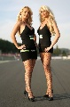 图文:[MotoGP]德国站美女 掩饰不住的性感