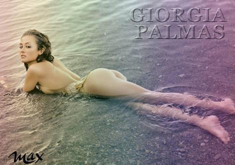 图文:波波绯闻女友帕尔玛斯 海洋之美