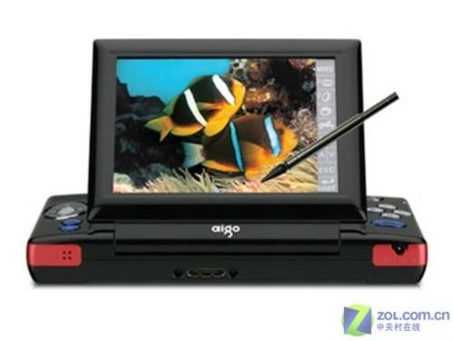 GPS+PDA 20GB爱国者视觉王P855重现