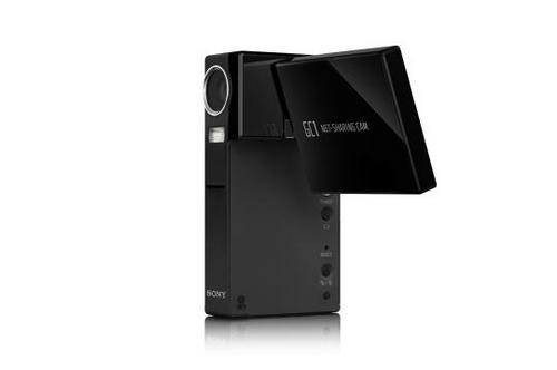 索尼发布便携式口袋DV 售价200美元