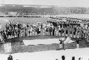 组图:1928年阿姆斯特丹奥运会 官员场地全景