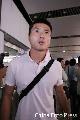 图文:[亚洲杯]国足返回抵首都机场 邵佳一抵达