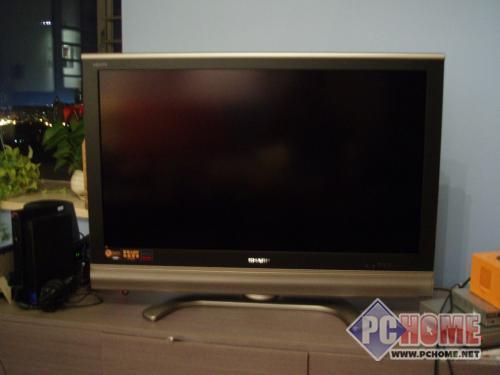 点击查看本文图片 夏普 LCD-42B7 - 更具优势! 夏普LCD-42B7液晶电视平稳