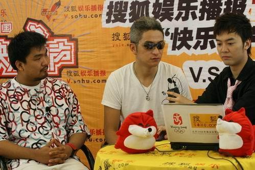 图:吉杰查看搜狐娱乐快乐男声专区