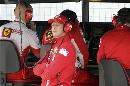 图文:[F1]欧洲站次回练习 舒米观看成绩