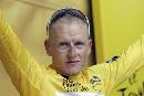 图文:环法自行车赛12赛段 拉斯姆森保有黄衫