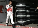 图文:[F1]欧洲站第三次练习 汉密尔顿闲庭信步