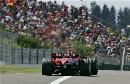图文:[F1]欧洲站第三次练习 莱科宁远离视线