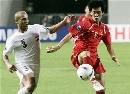 图文:[亚洲杯]越南VS伊拉克 阿巴斯防守黎公荣