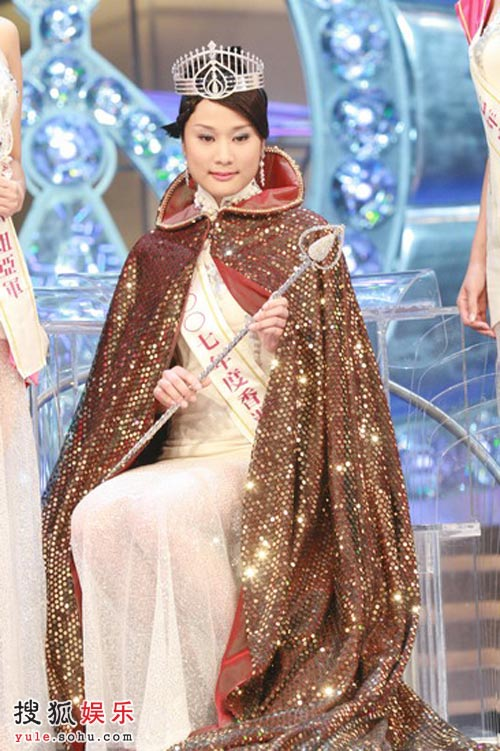 独家组图:座次确定 2007年香港小姐完美落幕 11
