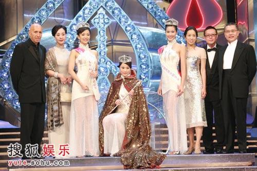 独家组图:座次确定 2007年香港小姐完美落幕 12