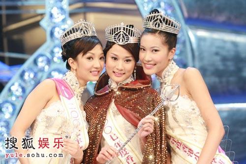 独家组图:座次确定 2007年香港小姐完美落幕 5