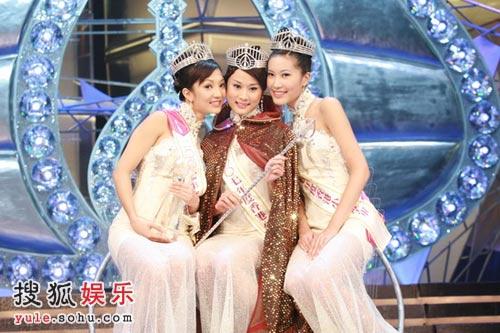 独家组图:座次确定 2007年香港小姐完美落幕 6