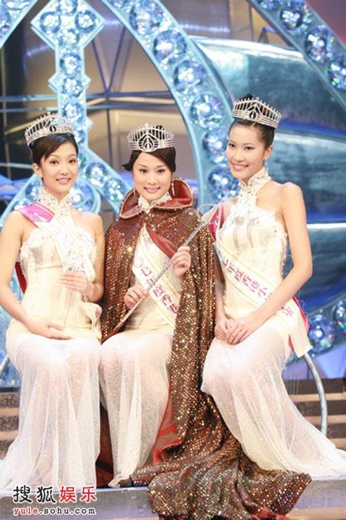 独家组图:座次确定 2007年香港小姐完美落幕 8