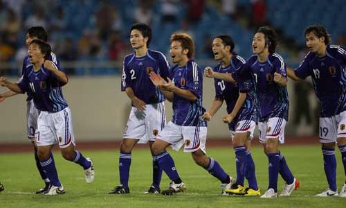图文:[亚洲杯]日本5-4澳洲 点球胜出