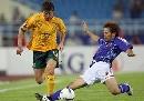图文:[亚洲杯]日本5-4澳洲 突破遇阻
