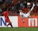 图文;[亚洲杯]伊拉克2-0越南 吴拉姆在比赛中