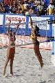 图文:沙排巡回赛马赛站女子决赛 中国队获亚军