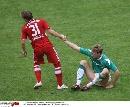 图文:[联赛杯]拜仁4-1不来梅 是对手也是朋友