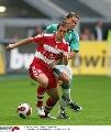 图文:[联赛杯]拜仁4-1不来梅 对抗老战友