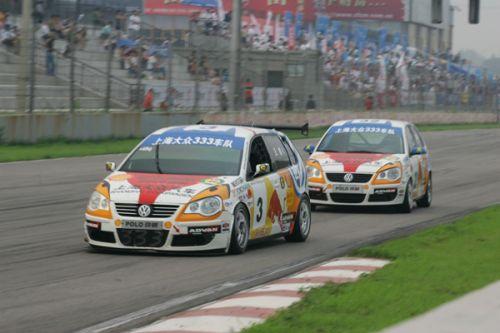333车队两辆赛车