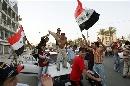 图文;[亚洲杯]伊拉克2-0越南 跳上汽车庆祝