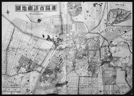 老城区地图