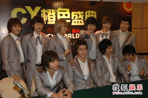 记者会-SJ全体成员8