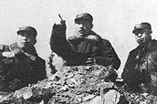 林彪在前线指挥