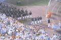 1984中国代表团入场