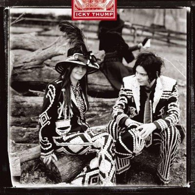 The White Stripes(白色条纹)的《Icky Thump》