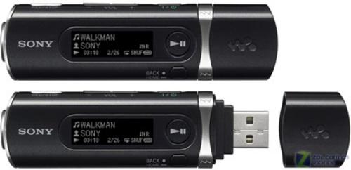 索尼NW-BD100系列播放器公布 50欧元起