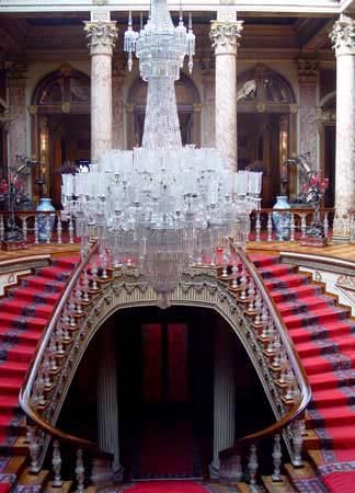 中国 伊斯坦布尔/土耳其王宫奇形怪状 后宫美人曾多达千人