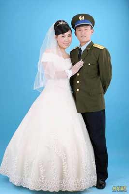 那天,我成为你的新娘