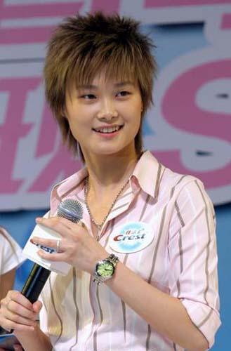 05年超女冠军李宇春