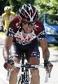 图文:环法自行车赛16赛段 CSC车队的萨斯特雷