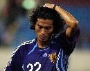 图文:[亚洲杯]沙特晋级决赛 中泽佑二错失良机